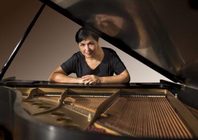 Pianist and Composer Kadisha Onalbayeva